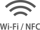 """Wi-Fi"" / NFC"